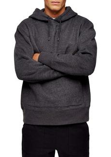 Topman Peached Hooded Sweatshirt