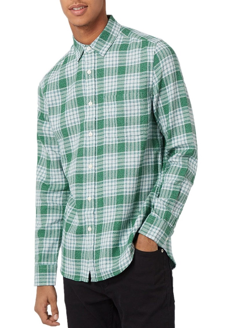 Topman Plaid Shirt