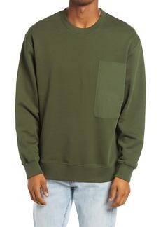Topman Pocket Sweatshirt