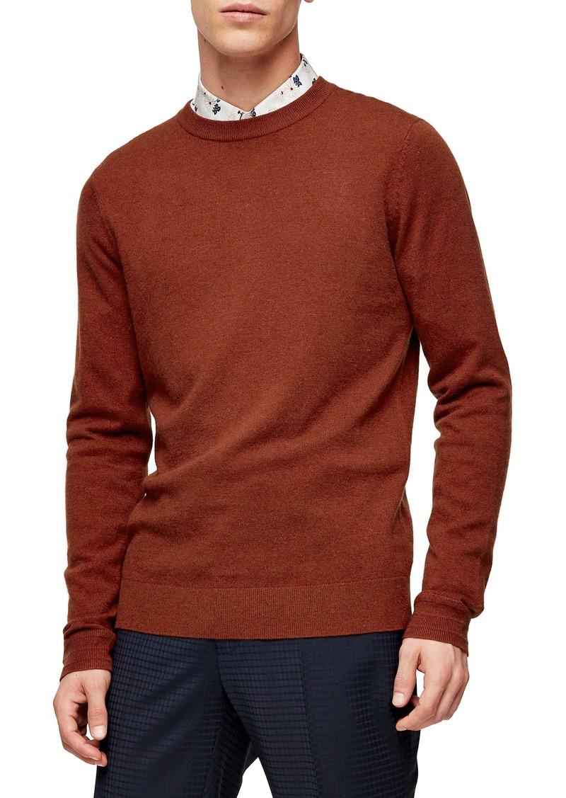 Topman Premium Crewneck Sweater