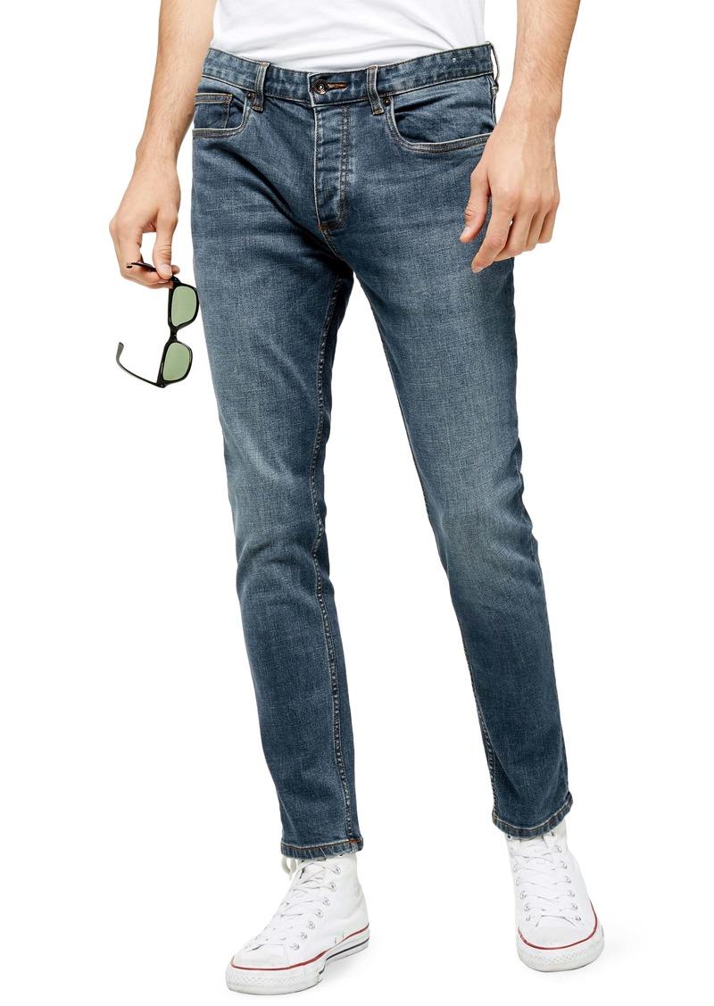 Topman Rainier Skinny Fit Jeans