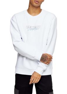 Topman Remedy Men's Graphic Sweatshirt