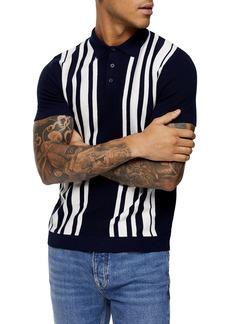Topman Ronson Stripe Polo