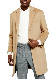 Topman Scott Overcoat