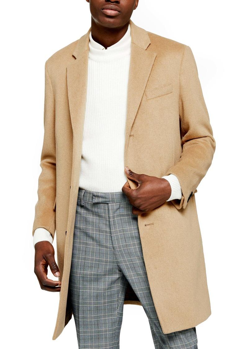 Topman Scott Overcoat