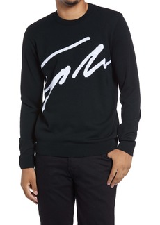 Topman Signature Crew Sweater