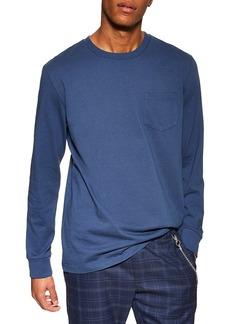 Topman Skater Long Sleeve T-Shirt