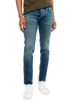 Topman Skinny Fit Jeans