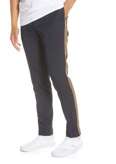 Topman Skinny Fit Tape Trousers