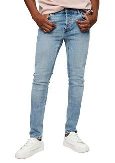 Topman Skinny Jeans (Blue)