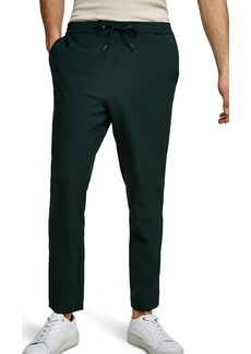 Topman Slim Cropped Track Pants