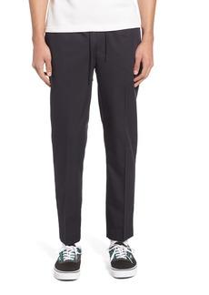 Topman Slim Fit Cropped Jogger Pants