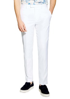 Topman Slim Fit Suit Dress Pants