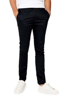 Topman Smart Skinny Fit Chino Pants