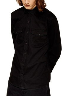 Topman Smith Western Shirt