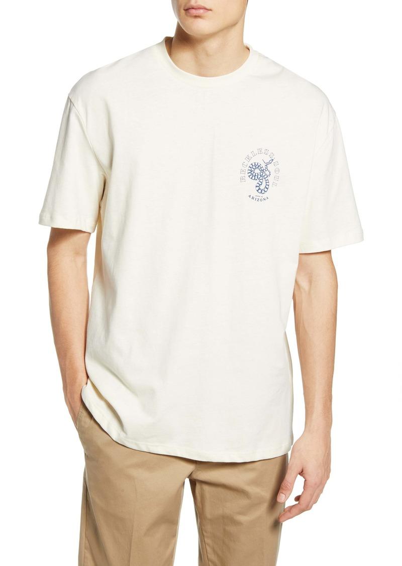Topman Snake Soul T-Shirt