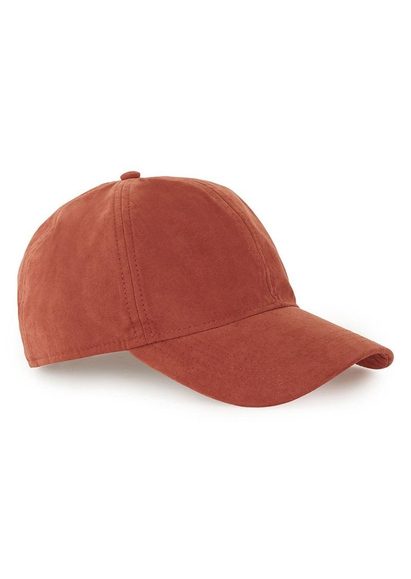 Topman Snapback Ball Cap