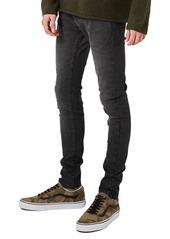 Topman Spray-On Skinny Jeans