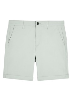 Topman Stretch Skinny Chino Shorts