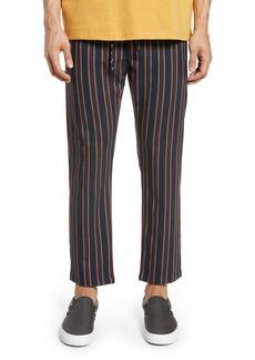 Topman Stripe Jogger Trousers