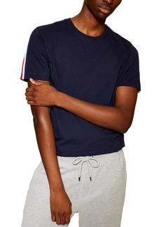 Topman Tape Trim T-Shirt