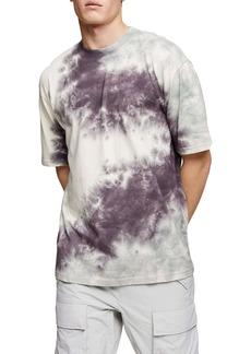 Topman Tie Dye T-Shirt