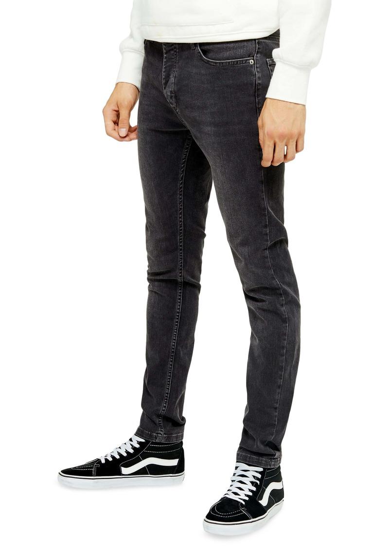 Topman Tyler Skinny Fit Jeans
