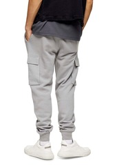 Topman Washed Cargo Jogger Pants