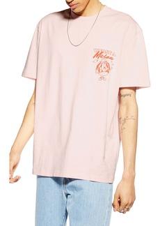Topman What a Melon Graphic T-Shirt