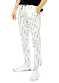 Topman Whyat Stripe Skinny Pants
