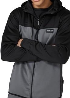 Topman Topshop NICCE Hybrid Track Jacket