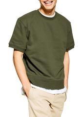 Topman Tristan Short Sleeve Sweater