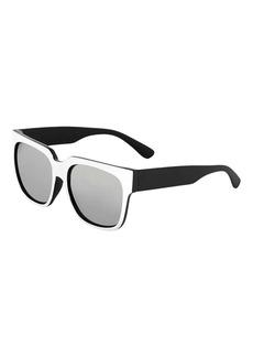 Topshop Adrian Square Frame Sunglasses