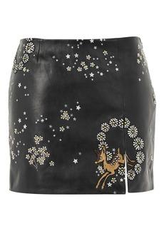 Alice Mini Skirt By Unique