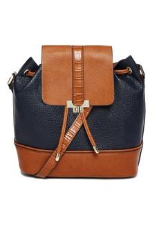 Topshop Allie Vintage Bucket Bag