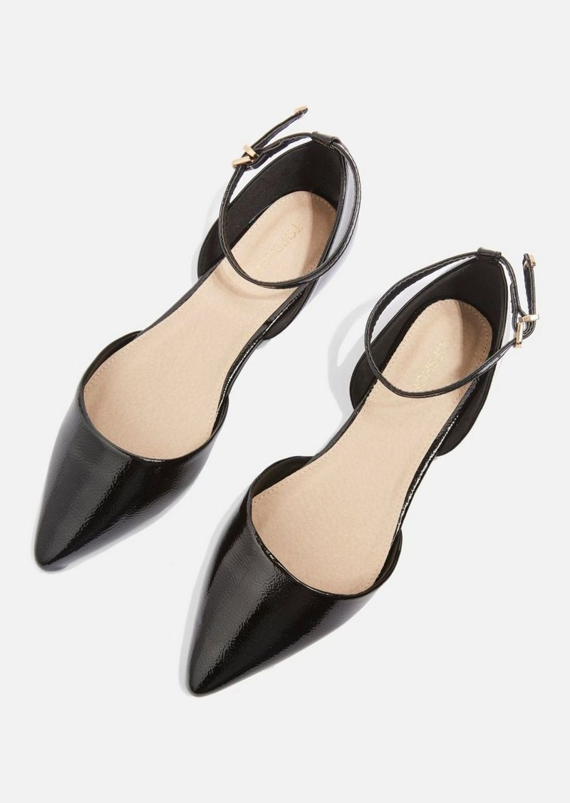 b0e79fb4af2b Topshop Annie Pointed Shoes   Shoes