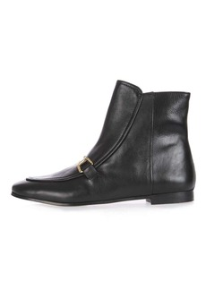 Topshop Apple Pie Loafer Boot