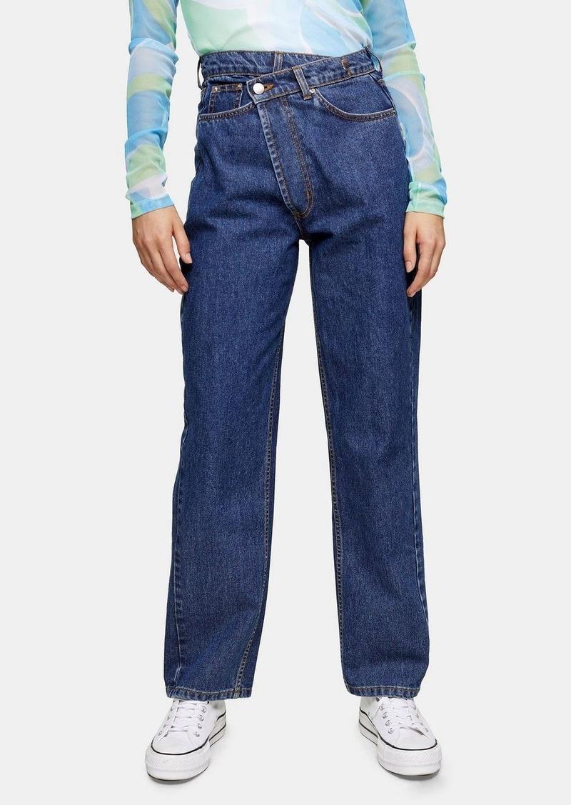 Asymmetric Boy Jeans By Topshop Boutique