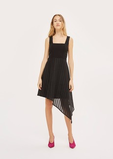 Topshop Asymmetric Prom Dress