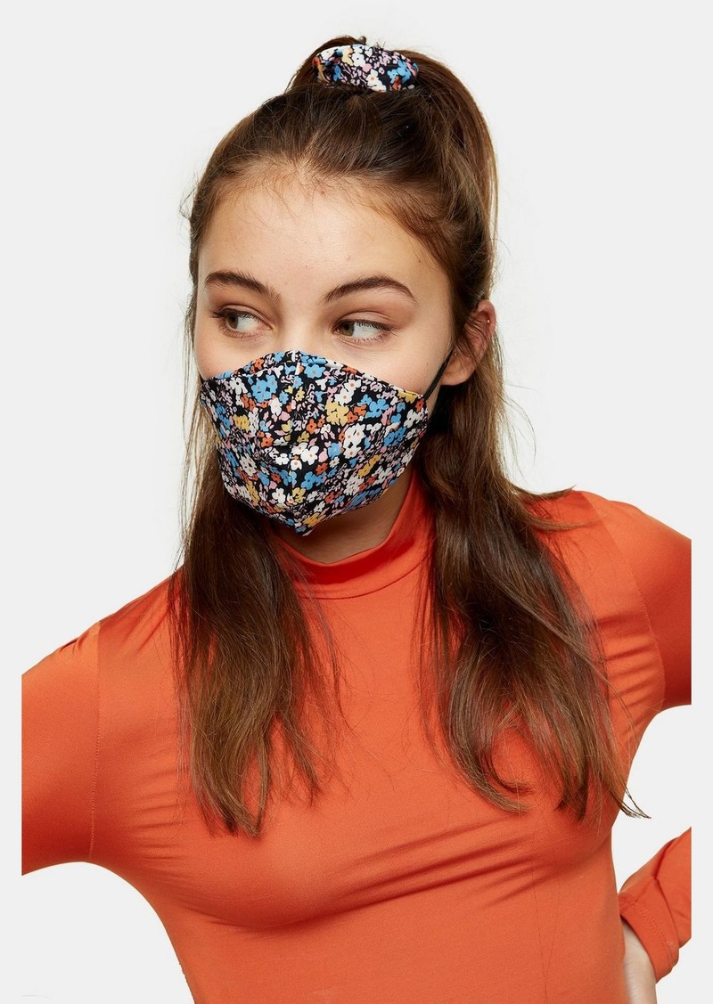 Topshop Bags Accessories /Hair Accessories /Scrunchie And Fashion Face Mask