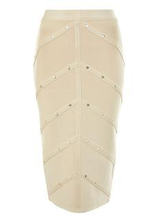 Bandage Stud Skirt