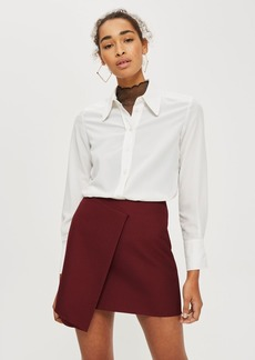 Bonded Raw Skirt