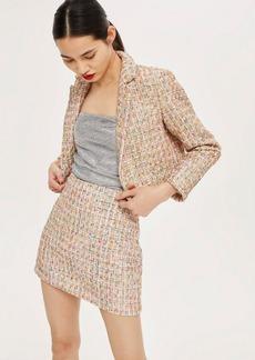Topshop Boucle Skirt