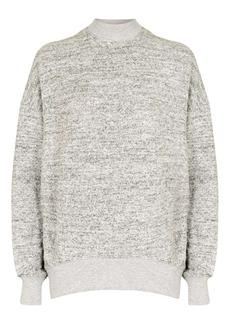 Brushed Batwing Sweatshirt
