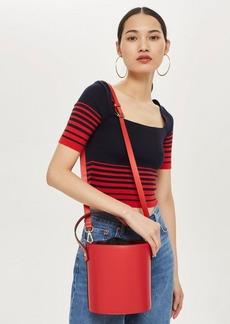 Topshop Calla Bucket Bag