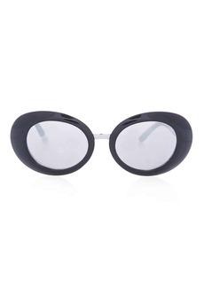 Candice Oval Sunglasses