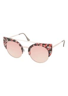 Carrey Browbar Sunglasses