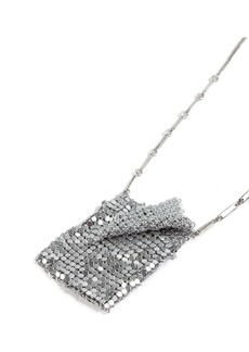 Topshop Clothing /C /Chainmail Bag Necklace