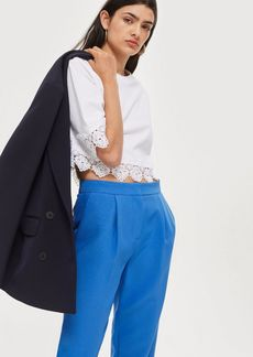 Topshop Clean Tapered Trousers