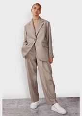 Topshop Clothing /Jackets Coats /Oversized Flannel Blazer